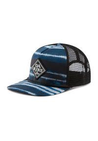Dakine - Czapka z daszkiem DAKINE - Classic Diamond Trucker 10000547 Resin Stripe. Kolor: niebieski. Materiał: materiał, poliester
