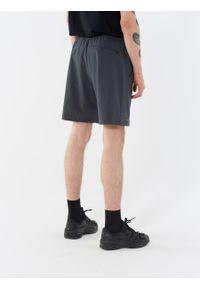 outhorn - Spodenki treningowe męskie. Materiał: włókno, poliester, materiał, elastan. Sport: fitness