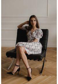 Sukienka wizytowa Figl elegancka