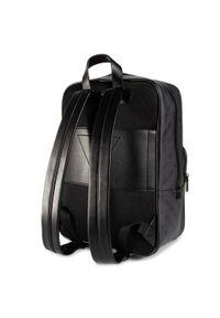 Szara torba na laptopa Guess
