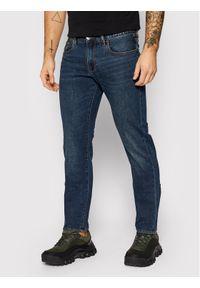 Armani Exchange Jeansy Slim Fit 6HZJ13 Z1K7Z 1500 Granatowy Slim Fit. Kolor: niebieski