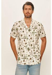 Zielona koszula Levi's® z krótkim rękawem, biznesowa, krótka