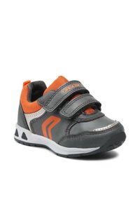 Geox Sneakersy B Pavlis B. A B161RA 0MEFU C9291 M Szary. Kolor: szary
