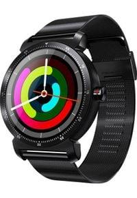Smartwatch Garett Electronics GT20S Czarny (gt20s_czar_skor). Rodzaj zegarka: smartwatch. Kolor: czarny