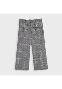 Mayoral Spodnie materiałowe 4553 Szary Regular Fit. Kolor: szary. Materiał: materiał