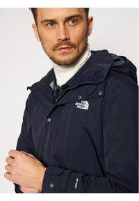 Niebieska kurtka turystyczna The North Face #9
