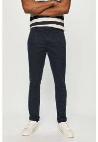 Tom Tailor - Spodnie. Kolor: niebieski