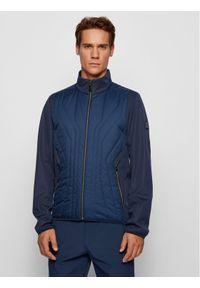 Niebieska kurtka przejściowa BOSS