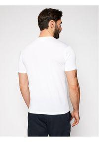North Sails T-Shirt PRADA America's Cup 452307 Biały Regular Fit. Kolor: biały