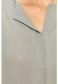 Niebieska koszula Vila casualowa, długa