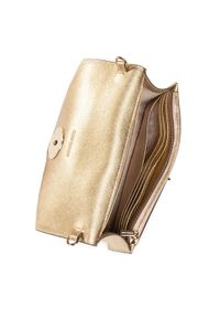 Złota torebka Michael Kors