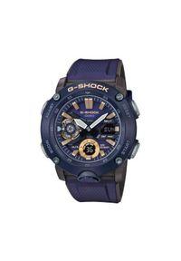 Niebieski zegarek G-Shock