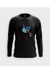 MegaKoszulki - Koszulka męska z dł. rękawem Vampires king. Materiał: bawełna