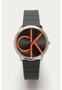 Czarny zegarek Calvin Klein
