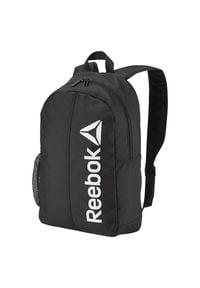 Plecak Reebok Active Core DN1531. Materiał: tkanina, poliester. Wzór: paski. Styl: casual