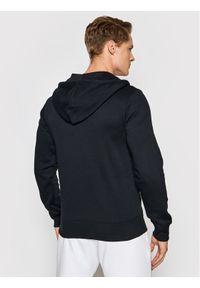 New Balance Bluza Core MJ83980 Czarny Regular Fit. Kolor: czarny