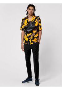 Hugo Koszula Efab 50452393 Żółty Straight Fit. Kolor: żółty