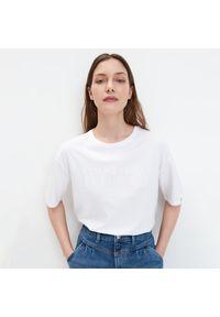 Biała bluzka Mohito