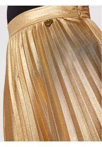 Złota spódnica TwinSet