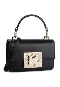 Czarna torebka klasyczna Kazar klasyczna