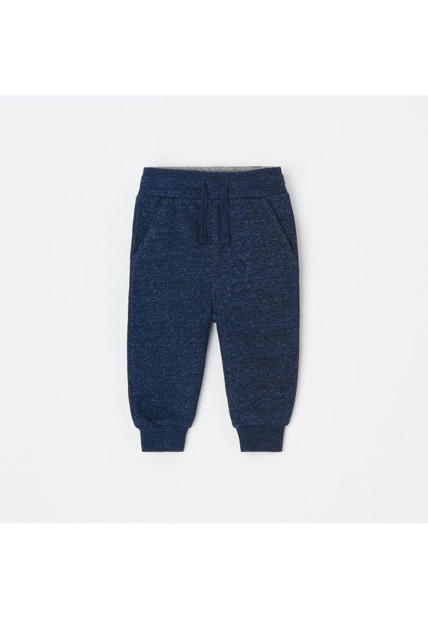 Spodnie Reserved melanż