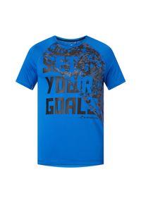 Koszulka treningowa męska Energetics Massimo 410898. Materiał: poliester, materiał. Sport: fitness
