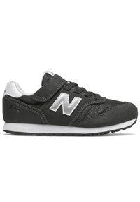 New Balance YV373KB2. Zapięcie: rzepy. Materiał: zamsz, materiał, syntetyk. Sezon: lato. Model: New Balance 373. Sport: turystyka piesza