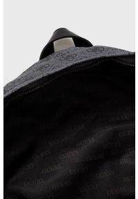 Guess - Plecak. Kolor: szary