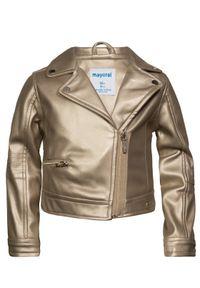 Złota kurtka przejściowa Mayoral