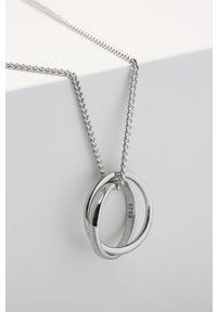 Srebrny naszyjnik Answear Lab metalowy