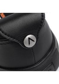 Czarne sneakersy ACBC