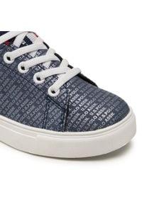 U.S. Polo Assn - Sneakersy U.S. POLO ASSN. - Willy169 Club WILLY4169S1/Y1 Navy. Kolor: niebieski. Materiał: skóra ekologiczna, materiał