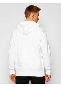 Biała bluza Champion z nadrukiem