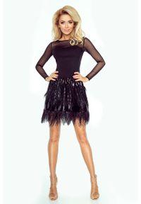 Czarna sukienka Imesia