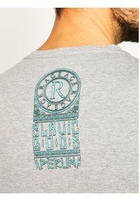Rage Age T-Shirt Perun Szary Regular Fit. Kolor: szary