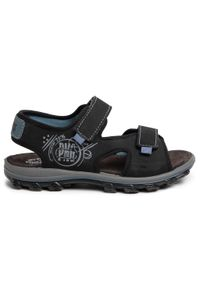 Czarne sandały Primigi na lato