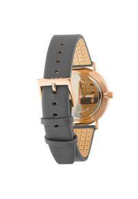 Szary zegarek DKNY klasyczny