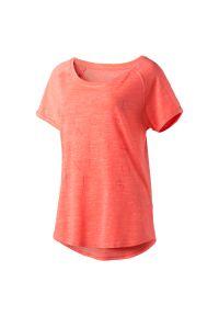 Koszulka Energetics Cully 2 W 280885. Materiał: materiał. Sport: fitness