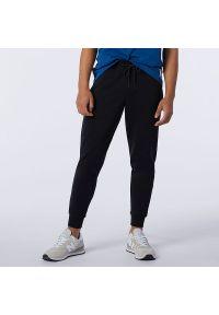 Spodnie New Balance na co dzień, sportowe, z aplikacjami