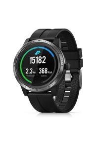 Niceboy smartwatch X-fit Coach GPS. Rodzaj zegarka: smartwatch. Kolor: czarny. Styl: sportowy