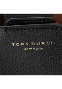 Czarna torebka klasyczna Tory Burch klasyczna