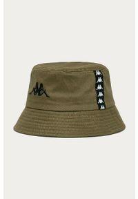 Zielony kapelusz Kappa