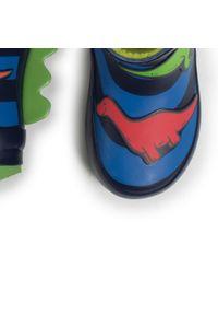 Niebieskie kalosze Chipmunks z aplikacjami #6