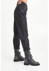 JEANSY STREET WALKER ONETEASPOON. Stan: podwyższony. Materiał: jeans. Styl: street #4