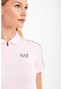 Koszulka polo EA7 Emporio Armani klasyczna, polo