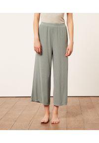 Sailor Spodnie Od Piżamy 7/8 - Celadon - Etam