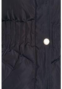 Niebieska kurtka Marciano Guess z kapturem, na co dzień, casualowa