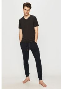 Niebieskie spodnie dresowe Ted Baker