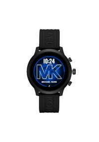 Michael Kors - Smartwatch MICHAEL KORS - Mkgo MKT5072 Black/Black. Rodzaj zegarka: smartwatch. Kolor: czarny