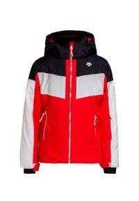 Descente - Kurtka narciarska DESCENTE HARLEY. Materiał: tkanina, lycra. Sport: narciarstwo